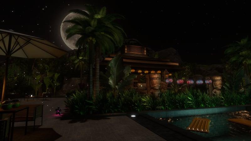The Liki Tiki Lounge
