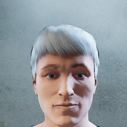Male Hair v1