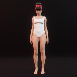 model pose04 (static)
