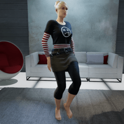 Riverdance 1 (Female)