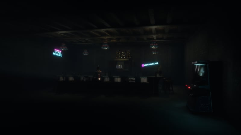 VR Dive Bar