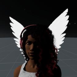 Wings Glow Female