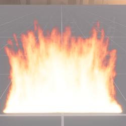 Animated Fire Loop