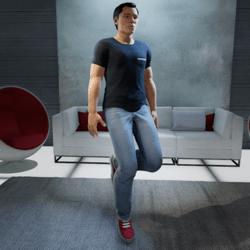 Riverdance 1 (Male)