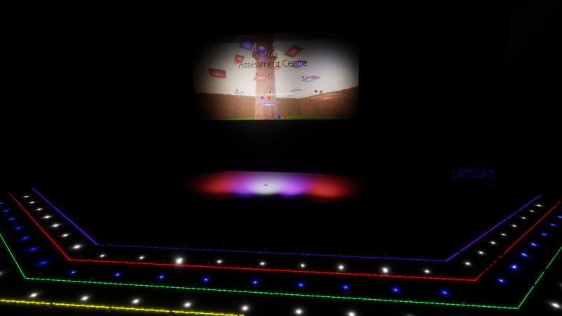 VR Auditorium - WIP