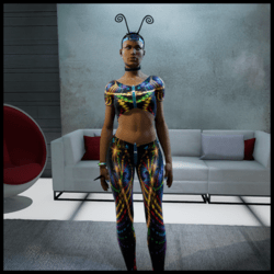 bodysuit fractal