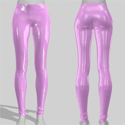 Leggings Maddy Vinyl Light Pink