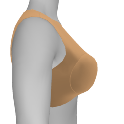 Shapewear - Super Badonkadonk 3000 M - Boobs