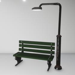 Benchie the bench avatar