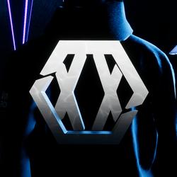 Blasterjaxx Back Logo - Unisex