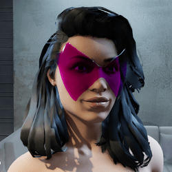 Spider Glasses (Female)