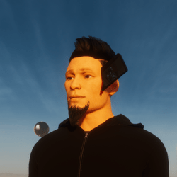 cell head (for male avatar)