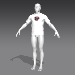 Alinity T-Shirt - Milo - Male