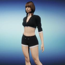 Outfit Jaiyana black