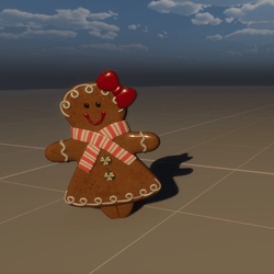 cookie female