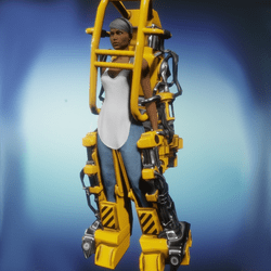 Exo-skel K-82 (female)