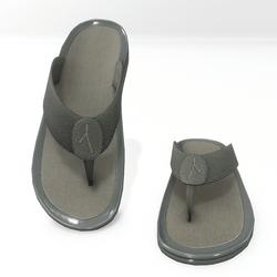 Thong sandals for male AV 2 - green