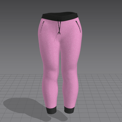 Yoga Pants - Pink [Female]