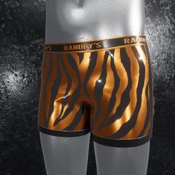 Boxer Briefs Zebra brown