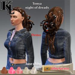 tonya- night of dreads
