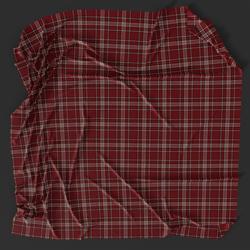 Tartan Picnic Blanket 02