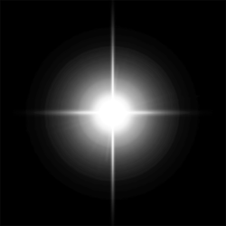Volumetric Halo Light Effect