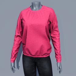 Women Sweater - Hot Pink