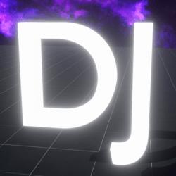 DJ text