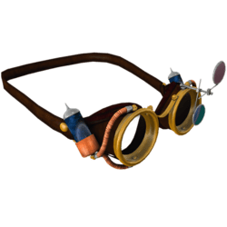 Goggles Steampunk-Female