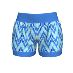 Woman Short - Geometric 1