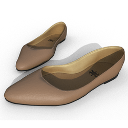 Minaty - Woman Shoes - Beige