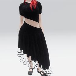 Star Night Lace Dress (TM)