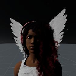 Wings Faint Glow Female