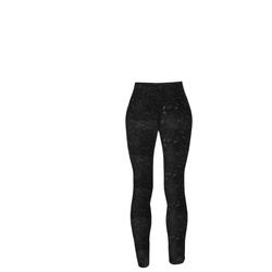 Ladies Sexy Black Marble effect Leggings
