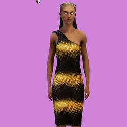 Aresu Dress