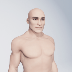 Bob | Male hero body with custom texture, brown eyes
