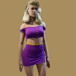 Clover Purple