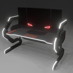 Interstellar Desk