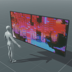 Cinemawide Television Media Screen