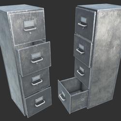File Cabinet A