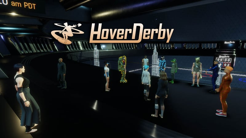 HoverDerby