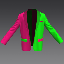 ** Torley Edition ** Male Jacket