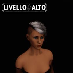 """""""Shatush"""" Tintable Hair for Female Avatars"""