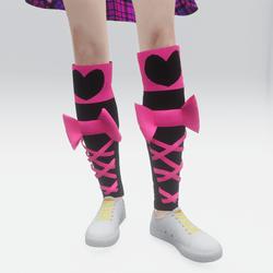 Emo Anime Stockings