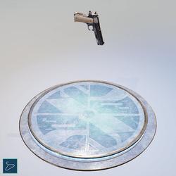 1Hand-Gun-Male