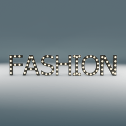 Fashion Marquee Blinking Sign