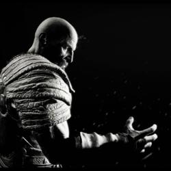 God Of War Black