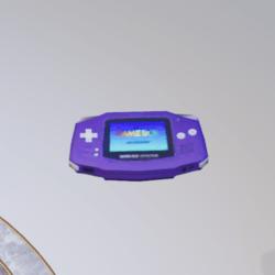 Game Boy Advanced