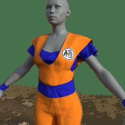 Goku - Female