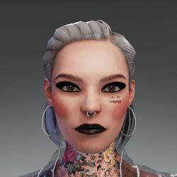 Daphne Valentine Makeup LMF